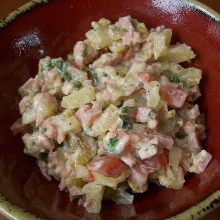 Vendégváró krumplisaláta Recept képpel -   Mindmegette.hu - Receptek