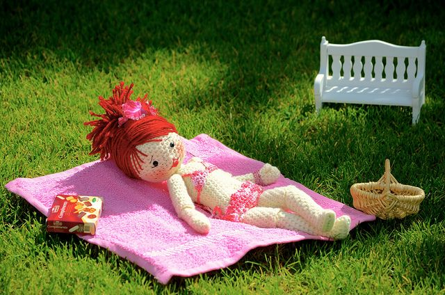 36 best images about crochet dolls diy on pinterest free for Thread pool design pattern