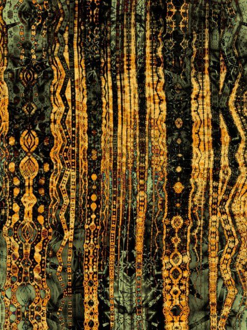 The #Golden Forest by Gustav Klimt