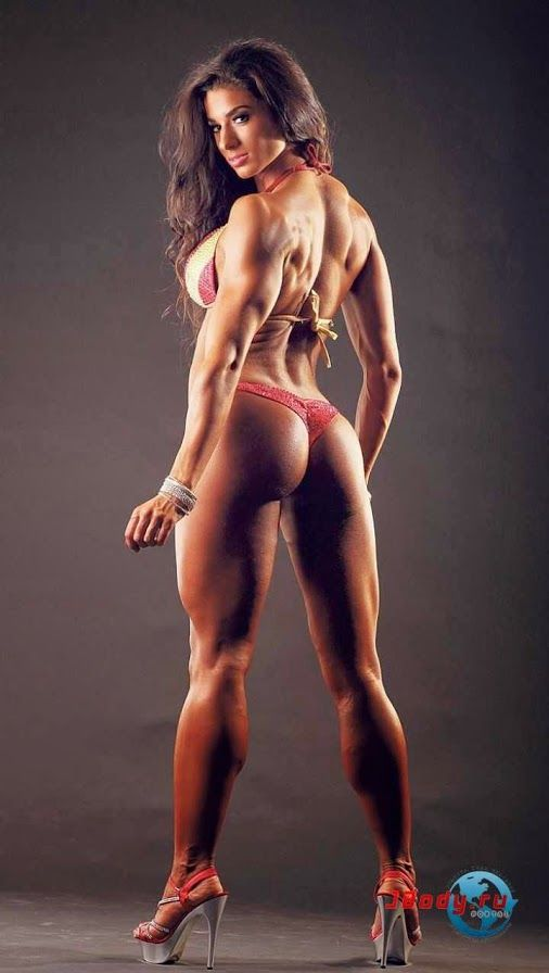 Hot Sexy Fitness Women Posing In Bikinis 44
