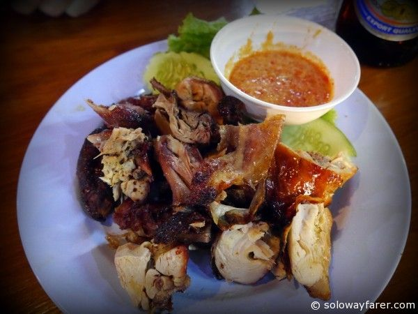 Lao Food – Sticky Rice, BBQ Meat And Laap http://solowayfarer.com/2014/05/lao-food-sticky-rice-bbq-meat-and-laap/