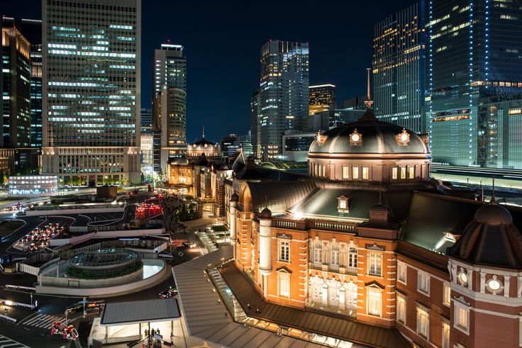 Tokyo Station 東京駅丸の内