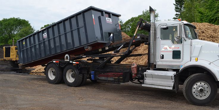 CL Noonan   Container Services   Dumpster Rental