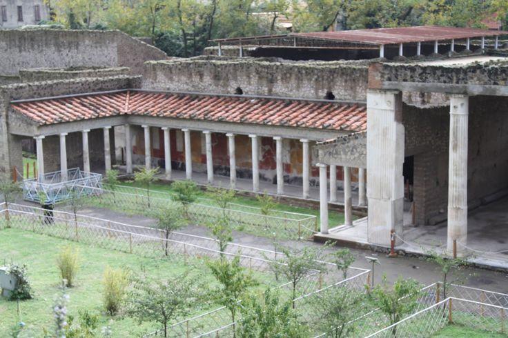 La Villa di Poppea nel sito archeologico di Oplontis