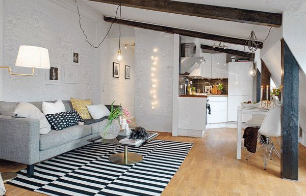 Charming Apartment Ideas in Gothenburg | Apartement | Pinterest