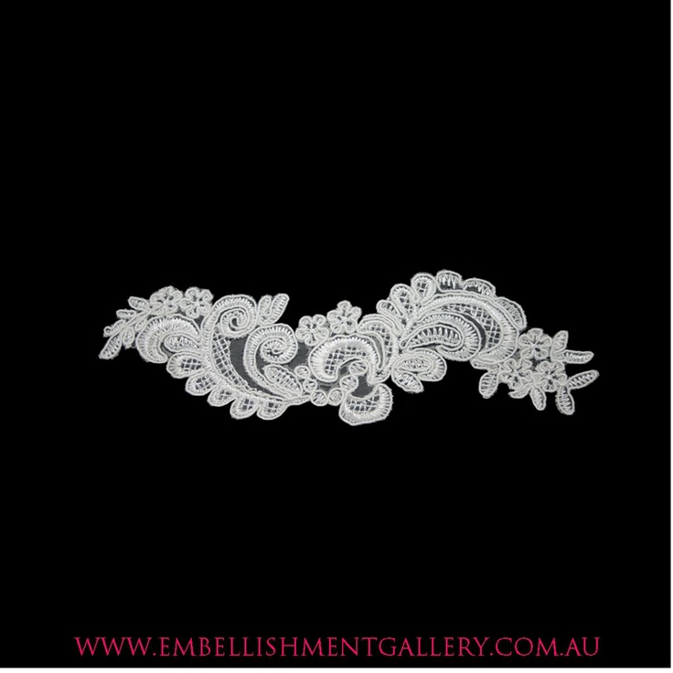 Lace motif's for all occasions / lace motif's for embellishments/ used for decorations on invitations/ D.I.Y invitations/ D.I.Y crafts/ lace motif's used for wedding decorations/ lace motif's can be applied on bridal garments/ wedding invitations etc......