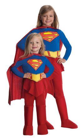 Supergirl Costume  GIRLS HALLOWEEN COSTUMES UNDER $15 #HALLOWEENCOSTUME