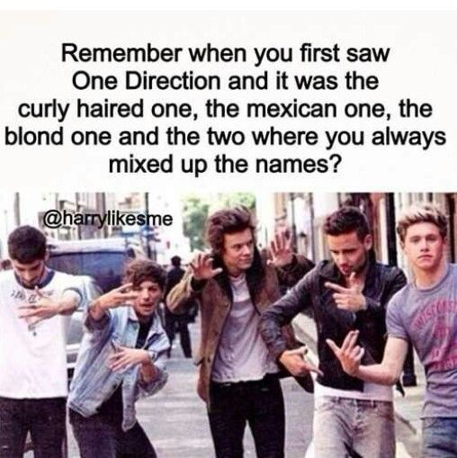 That's true!<<< this was so long ago!!! But now we can tell the difference between them all!!!!!!!