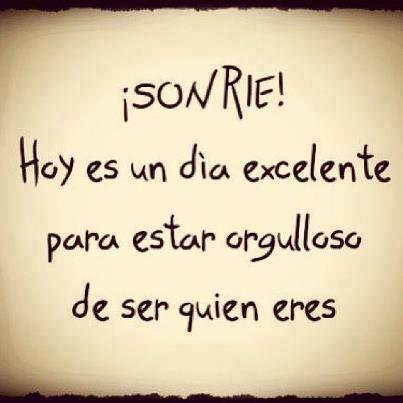 .¡sonrie!