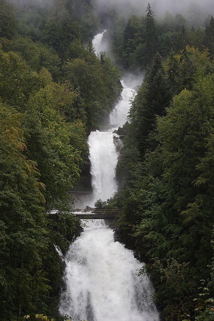 Giessbach Waterfalls, Switzerland