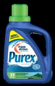 FREE Sample of Purex Triple Action: Triple Action, Purex Triple, Action Liquid, Laundry Detergent, Action Detergent, Colors Bright Mypurexfavorite, Free Samples, Bottle, Free Purex