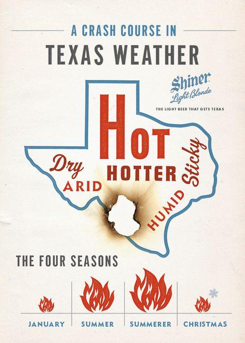 This is Texas weather I understand, snow days make no sense.