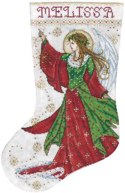 Christmas Stockings - Cross Stitch Patterns & Kits - 123Stitch.com