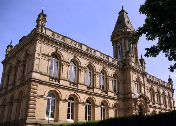 Victoria Hall, a conference and event venue and also home to the Shipley College Centre of Excellence for Business and the Sports Dept.