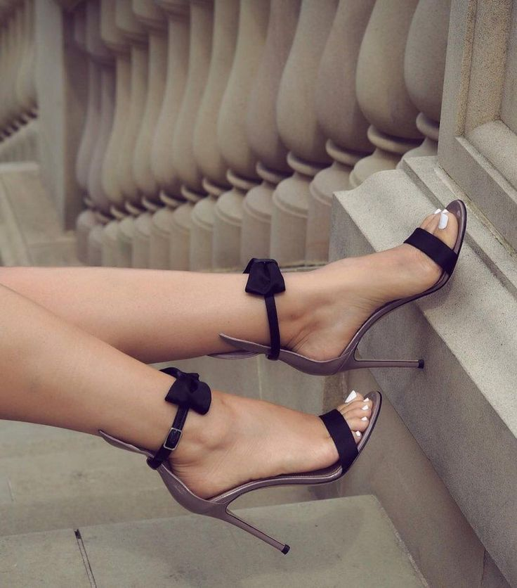 These heels are perfect for any occasion, but can also showcase you style with t…