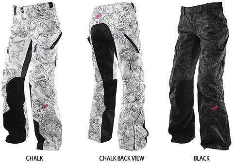 Fox Racing Dakota Women's Pants « Motorhelmets Library