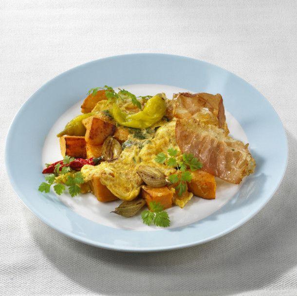 Unser beliebtes Rezept für Süßkartoffel-Pfanne und mehr als 55.000 weitere kostenlose Rezepte auf LECKER.de.
