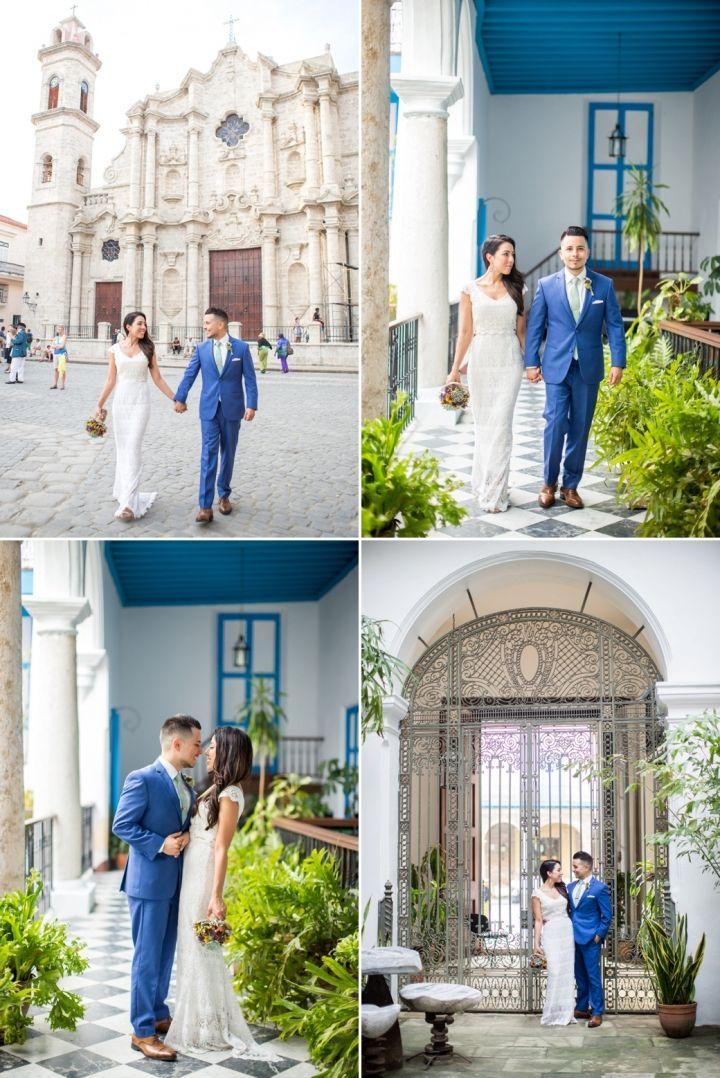 Cuba Wedding, Inspiration, Havana Cuba Wedding