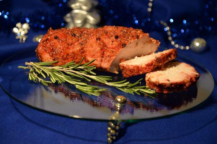 Meat with a crust - Recipe #recipe