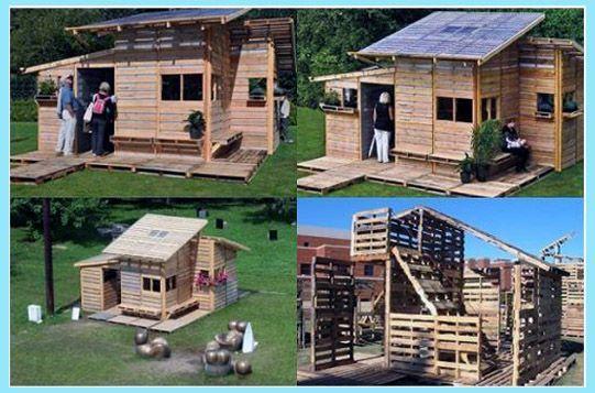 Palet Ev Nasıl Yapılır? Resimli Anlatım Palet ev nasıl yapılır? palet ev nelerden yapılır? palet ev yapımı? palet ev yapılışı ile ilgili kafanızda soru işaretleri varsa bu yazımızdan yararlanabilir…