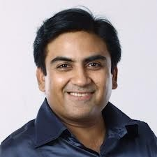 Dilip Joshi is an Indian film and television actor. He has appeared in a number of serials as well as films. He acts mostly in comedy and is currently playing the role of Jethalal Champaklal Gada in Taarak Mehta Ka Ooltah Chashmah.