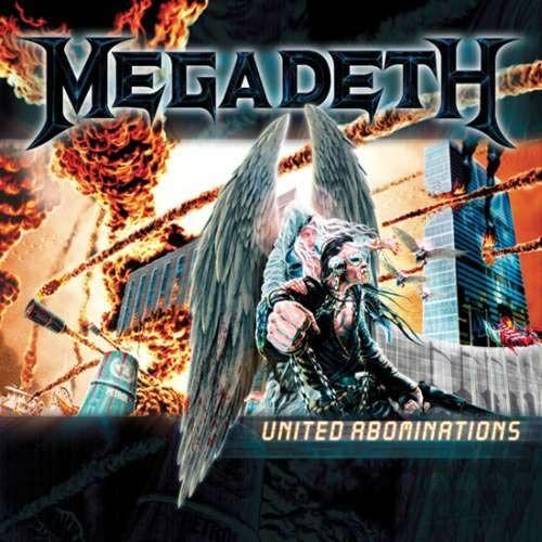 "Megadeth - ""United Abominations"" ('07)"
