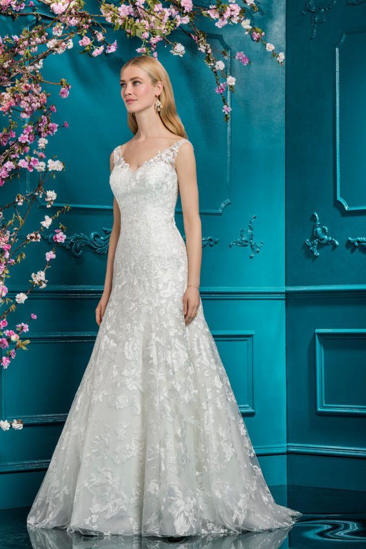 10 best Ellis Bridal images on Pinterest | Wedding frocks, Short ...