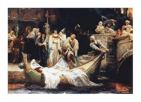 images about lady of shalott on pinterest   fields  lady and    g e robertson