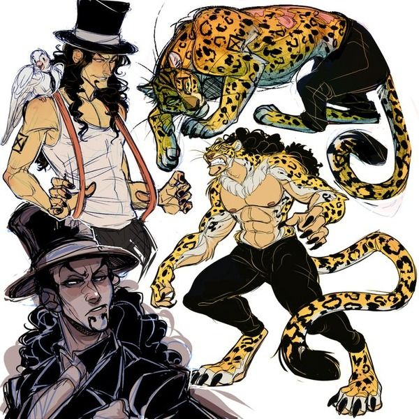 Fear Rob Lucci! I do not own the picture...