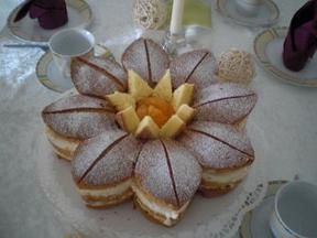 Kuchen_Seerosen-Torte von LUMARA Rezept - Rezepte kochen - kochbar.de - mobil