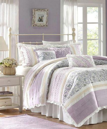Dormitorios en lila!