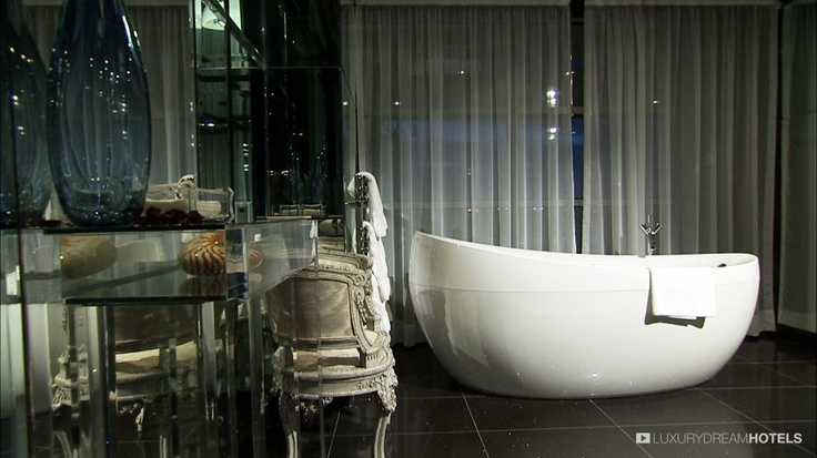 Unbridled doll's house created by fashion designer, Philip Treacy - The G Hotel, Galway, Ireland #luxurydreamhotels