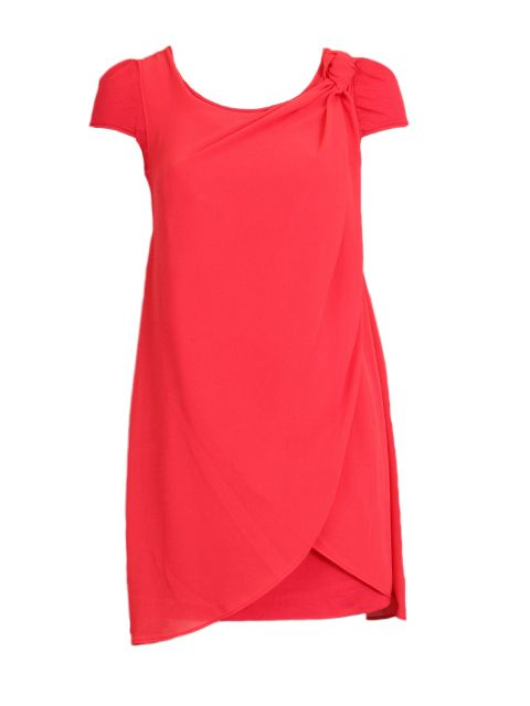 Rode jurk - Korte jurken - BoBo Tremelo
