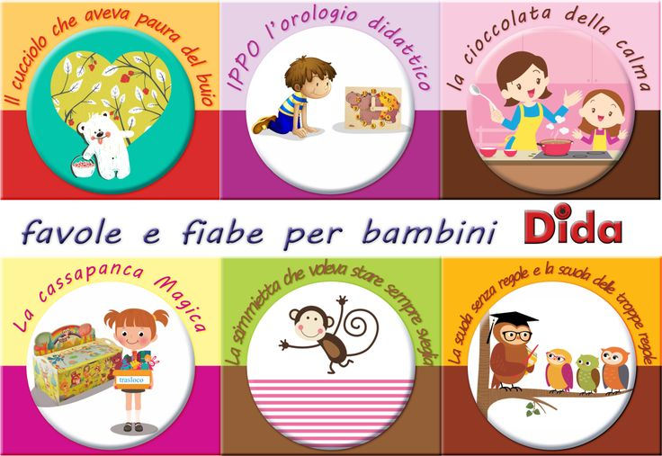 eBook Gratis di Favole per bambini (PDF). Caro genitore, qui trovi una raccolta ebook di favole da leggere, da stampare e da scaricare in pdf.