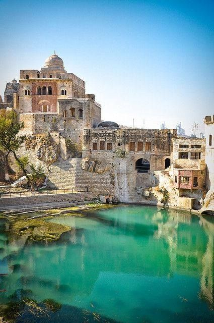 by Earth story Katas Raj -- Pakistan by alikami