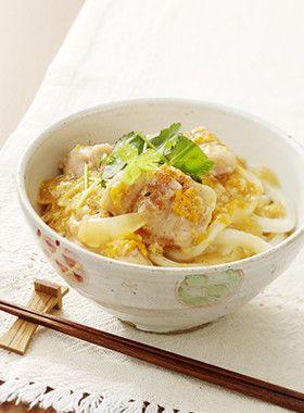 とろとろ鶏卵あんかけうどん by 味の素冷凍食品 [クックパッド] 簡単 ...