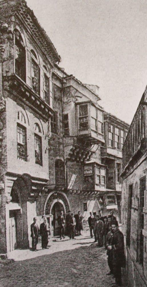 Yahudi mahallesi  Fener/Balat