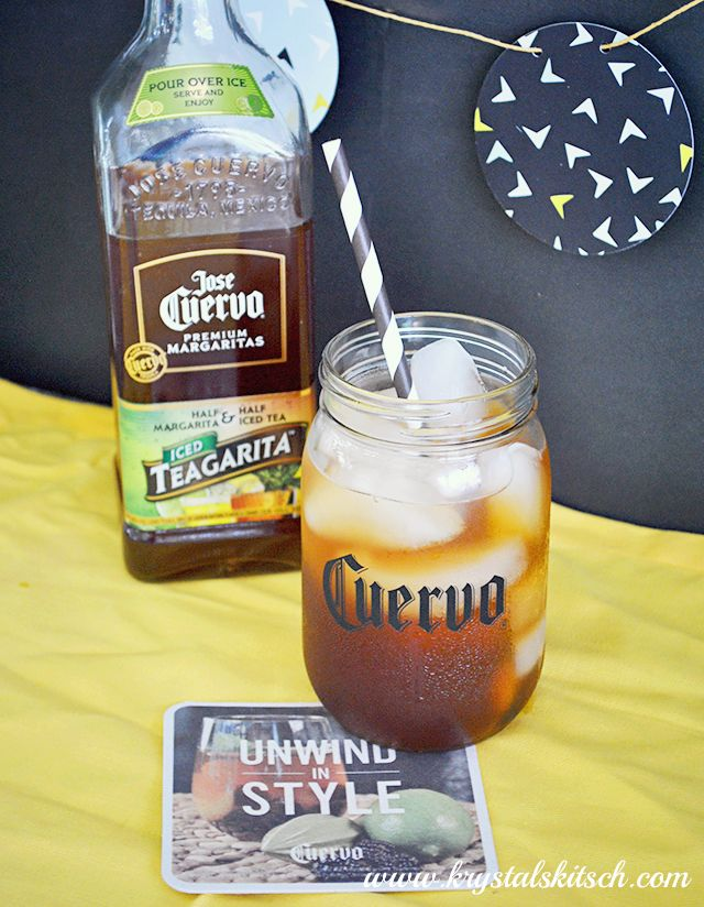 Jose Cuervo Teagarita Drink