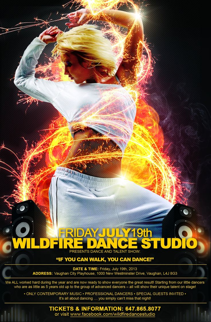 ANNUAL DANCE & TALENT SHOW • WILDFIRE DANCE STUDIO • FRIDAY JULY 19th  #russiantoronto #toronto #torontodance #dancestudio #dancetoronto