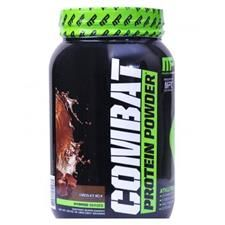 Buy Muscle Pharm Combat Whey Protein Chocolate Milk 2 Lb