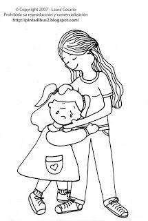 Nena Llorando Con Mama Jpg 215 320 Female Sketch Art Female