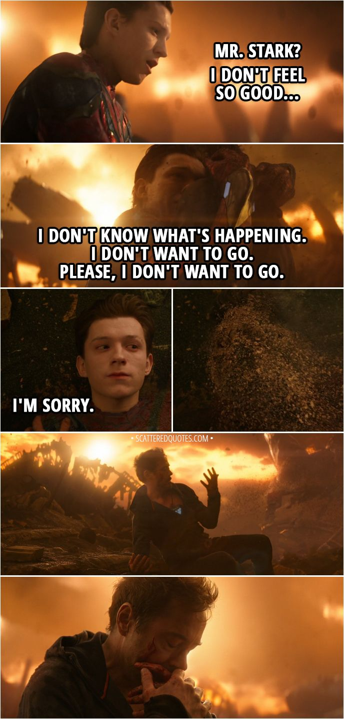 50 Best Avengers Infinity War 2018 Quotes Destiny Arrives Scattered Quotes Avengers Quotes Infinity War Quotes Infinity War
