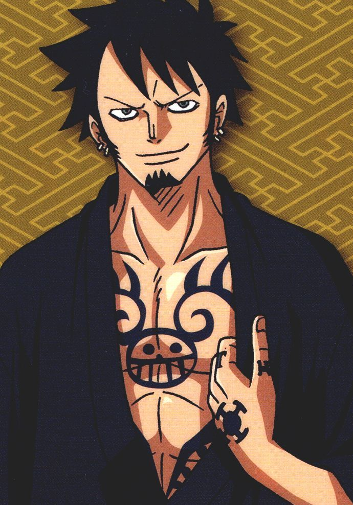 17 Best Images About Trafalgar Law On Pinterest Chibi In 2020 Trafalgar Law One Piece Manga Trafalgar