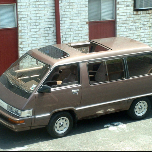 Toyota Town Ace Space Cruiser Van Tarago Products