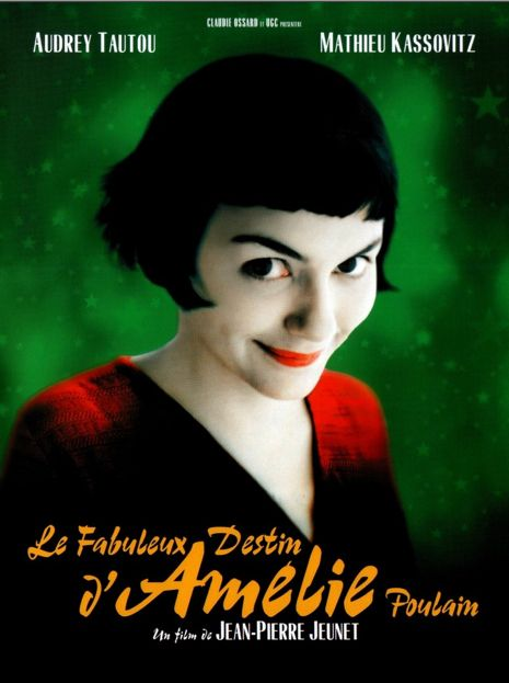 Amelie, Jean-Pierre Jeunet, 2001