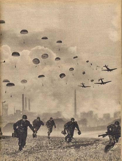 Vliegveld Waalhaven 1940