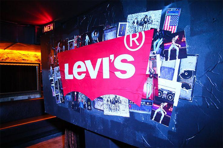 Levi's Update   Iconic Punk Rock 505 - New Sleeker 505C #Style #Punk #Rock #Jeans #Levis #Fashion
