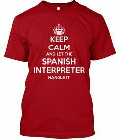 Keep Calm and let me, your #spanishinterpreter handle all your #translation needs! The #day is almost gone, but no problem in available 24/7!!! On another note let's have an #awesomeday! #live #love #laugh #wife #mommy #businesswoman  #entrepreneur #smallbusiness #interpreter #translator #virtualassistant    let's all have an #lets #keepgoing #keepmovingforward #workhard #nevergiveup #smile #lifeisgood #español #likesreturned #likes #follow #followme #languages #perfection