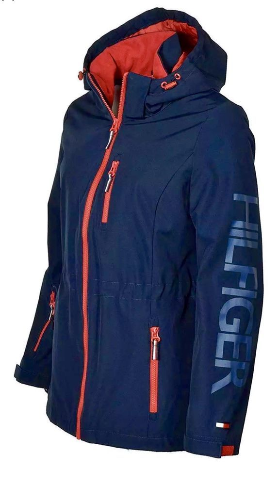latest fashion great fit quality design NWT Tommy Hilfiger 3-in-1 All-Weather System Jacket Womens ...