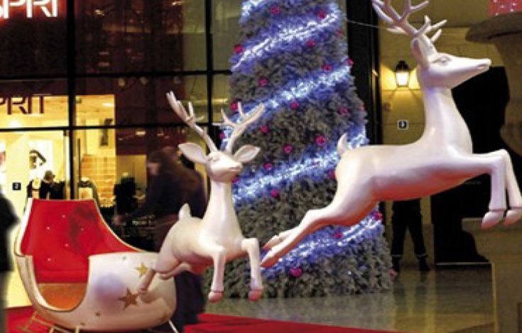 Weihnachtsrentier, TerraChristmas